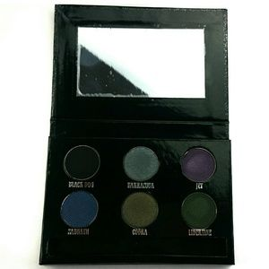 Urban Decay Makeup - URBAN DECAY the black palette